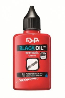 RSP Olje Black Oil 50 ml