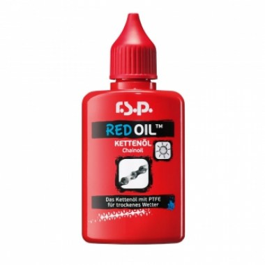 RSP red oil 50ml
